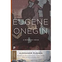 Eugene Onegin: A Novel in Verse: Text (Vol. 1) (Princeton Classics Book 36) (English Edition)