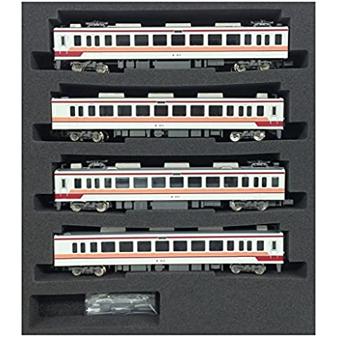 4-Panta-set di 2 treni per auto basic con logo N