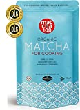 Bio Matcha Tee for Cooking - 108g GASTRO STARTER ideal
