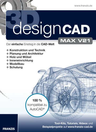 DesignCAD 3D Max v21