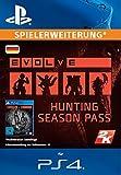 Evolve Hunting Season Pass [Zusatzinhalt] [PSN Code für deutsches Konto]