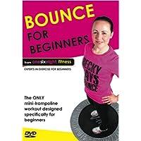 Bouncing para Principiantes – Entrenamiento con Mini Cama Elástica en DVD de onesixeight: fitness (Inglés)