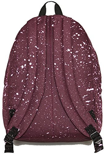 Hype Vida Camo Rucksack (Green/Pink) Burgundy Pink Speckle