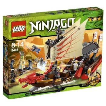 LEGO Ninjago 9446 - Il vascello del destino