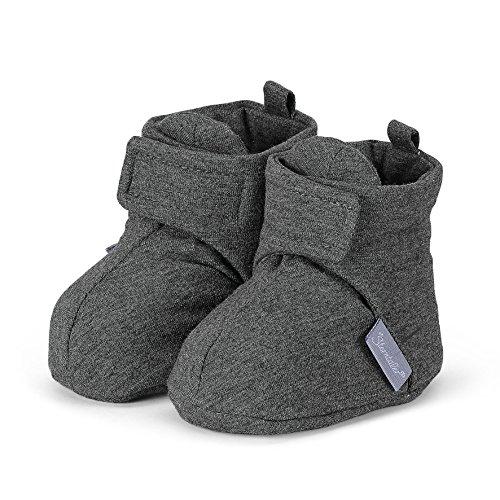 asphalt Grau Unisex amp; Schuh 574 Baby Hausschuhe Sterntaler Krabbel qxAz0YPP