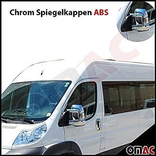 Ducato / Boxer / Citroen Jumper 2006> Chrom Spiegelppen ABS