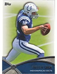 2012 Topps Football Prolific Playmakers Series Complete Mint 50 Card Insert Set That Is Loaded with Rookies and Stars Including Andrew Luck, Andy Dalton, Joe Flacco, Justin Blackmon, Larry Fitzgerald, Matt Forte, Patrick Willis, Ray Lewis, Robert Griffin III, Steven Jackson, Trent Richardson, Victor Cruz, Willis McGahee and More! by Topps
