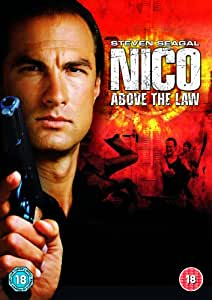 Nico (A.K.A. Above The Law) [Import anglais]