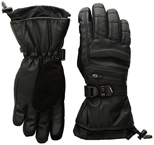 Spyder Herren Ski Alpine Handschuh der, Herren, schwarz / schwarz