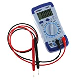 MagiDeal Multimeter Digital multimeter Voltmeter Amperemeter Ohmmeter Messgerät für Spannug Strom Widerstand Digitales AC DC Kapazität Frequenz Kapazitanz