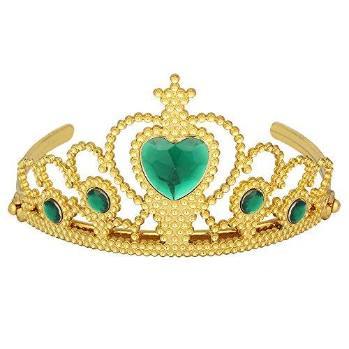 Das beste Tiara für Mädchen Abschlussbälle Festzüge Princess Party Krone (Freiheitsstatue Kostüme Kinder)