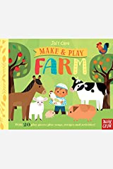 Make and Play: Farm Board book