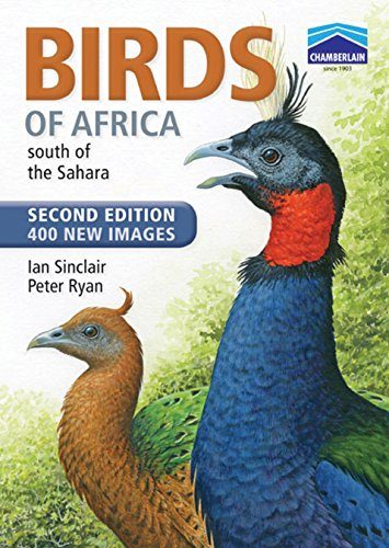 Birds of Africa South of the Sahara -