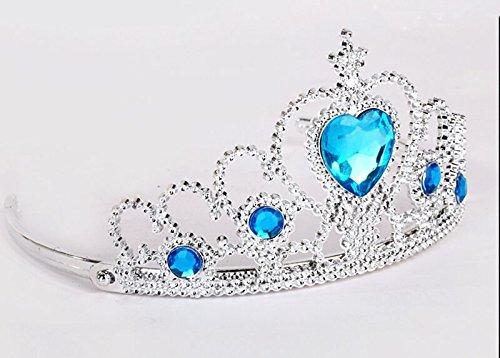 Damelie Queen Elsa Prinzessin Anna Zauberstab Krone