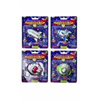 Great Gizmos Retro Space Craft (pack of 1)