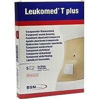 LEUKOMED transp.plus sterile Pflaster 8x10 cm 5 St preisvergleich bei billige-tabletten.eu