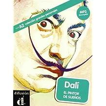 Colección Grandes Personajes. Dalí. El pintor de sueños. Libro + mp3 de Aa.Vv. (may 2014) Libro de bolsillo