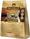 Wolfsblut Wild Duck Puppy mit Ente & Kartoffeln 15kg