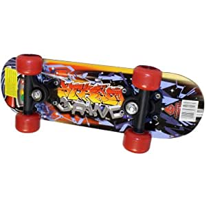 Ozbozz Satchel Skateboard (Colours and styles may vary)