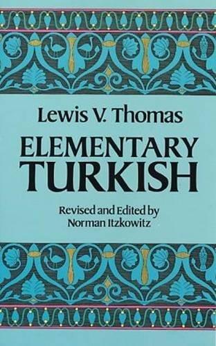Elementary Turkish (Dover Language Guides)