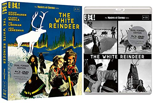 White Reindeer. The