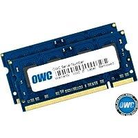 OWC 2x 1GB, PC5300, DDR2, 667MHz 2GB DDR2 667MHz memoria