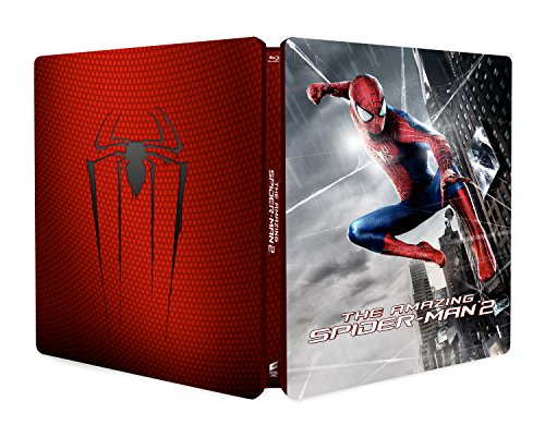 the-amazing-spider-man-il-potere-di-electro-steelbook-blu-ray