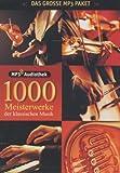1.000 Meisterwerke der klassischen Musik Bild