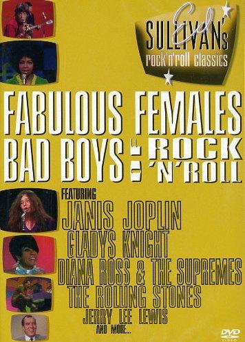 Ed Sullivan presents Fabulous Females/ Bad Boys of Rock'n'Roll