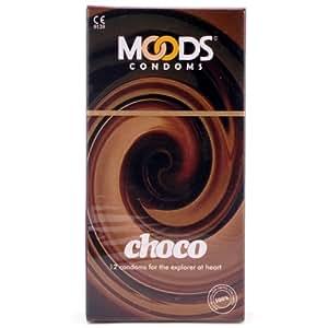 Moods Choco Condoms - 12 Pieces