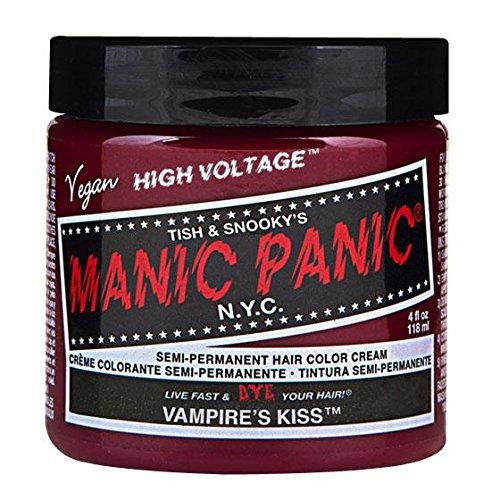 Manic Panic Vampires Kiss - Classic Haarfarbe rot 118 ml