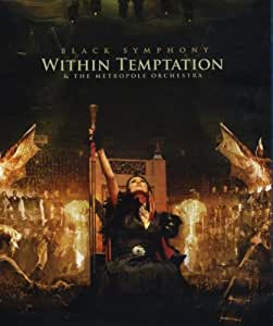 Within Temptation - Black Symphony [Blu-ray]