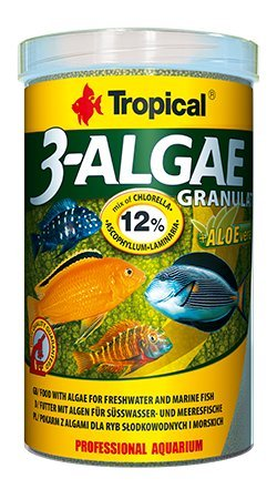 3-algae-Gran-1000-ml380g-langsam-sinkend-Granulat-Lebensmittel-Reich-an-Algen-fr-den-tglichen-Fttern-von-S-und-Marine-Fisch