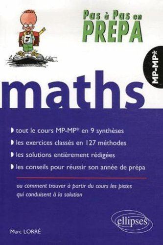 Mathmatiques : MP - MP