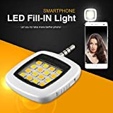 #7: Utronix Selfie LED Flash Light for Alll Smartphones (Branded with warranty)