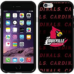 Coveroo Switchback Case for iPhone 6 - Retail Packaging - University of Louisville Repeating Design
