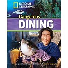 Dangerous Dining, National Geographic Lektüre mit Multi-ROM, Level B1