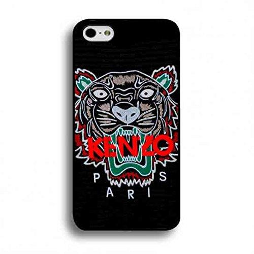 Kenzo Tiger Pattern Theme Phone funda for iPhone 6/iPhone, usado segunda mano  Se entrega en toda España