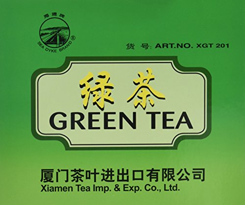 200 China Green Teabags - 400g - Sea Dyke Brand