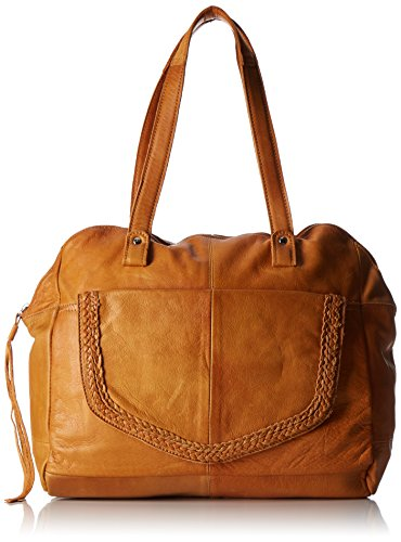 daa1d78572a7a PIECES Damen Pcmonica Leather Bag Schultertasche
