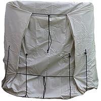 Climate-Shield OSCS HPC-Pompa di calore piscina, in policotone, colore: beige, per esterni, a casa, in giardino, forniture, manutenzione