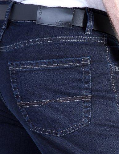 Pioneer Herren Jeans Normaler Bund 1680/9738 Deep Blue
