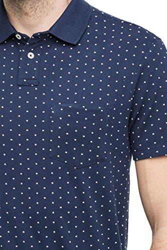 LEE Herren Poloshirt Blau