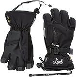 Level Damen Handschuhe Star W, Schwarz, 8.0, 1112WG