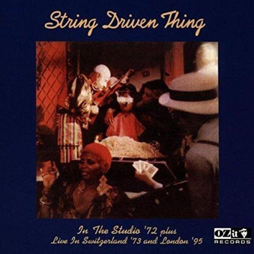 In The Studio '72 plus Live In Switzerland '73 & London '95 -