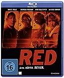 RED - Älter. Härter. Besser [Blu-ray] -