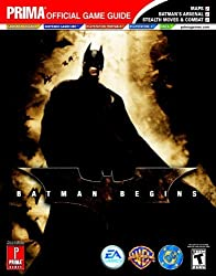 Batman Begins (Prima Official Game Guide) by Matt Wales (2005-06-21)