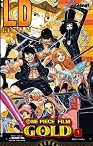 One Piece Gold Edition simple Tome 1
