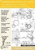 Tablettenpresse Tablettiermaschine: 373 Patente zeigen was dahinter steckt