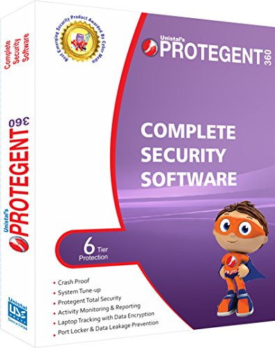 Protegent Complete Security - 1 PC/ 1 Yr.